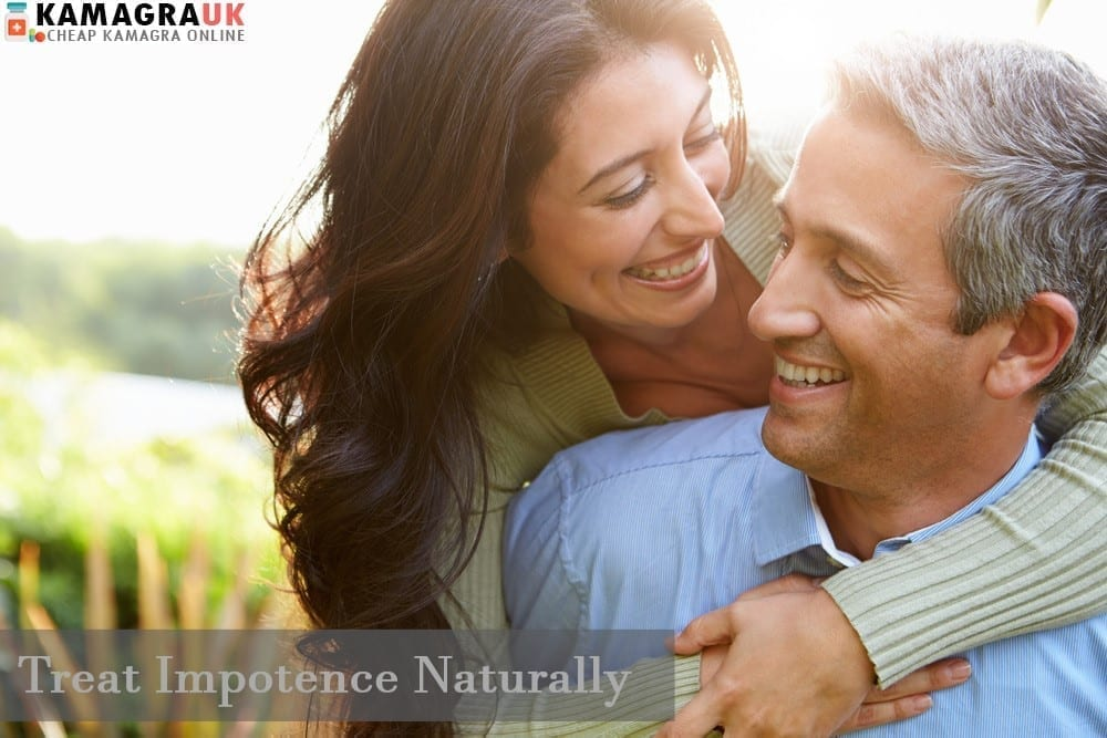 Natural Ways To Treat Impotence
