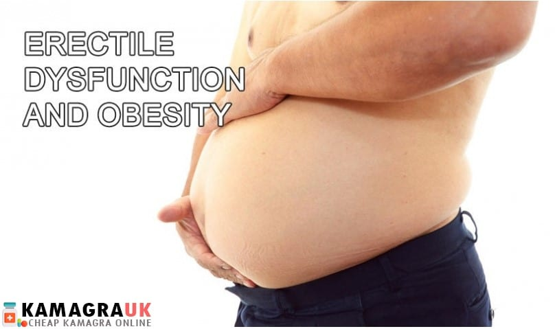 Can Obesity Cause Erectile Dysfunction?