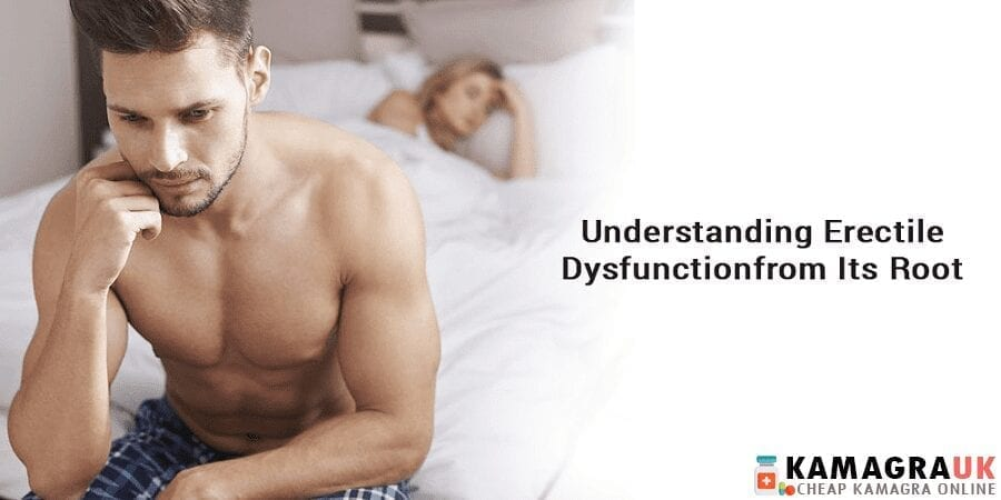 Erectile dysfunction from its roots